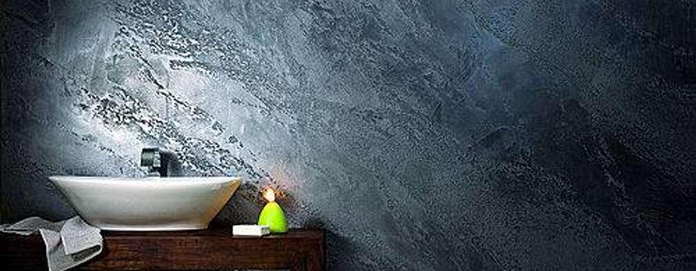 Projekty,  Ściany zaprojektowane przez Pintur Arte