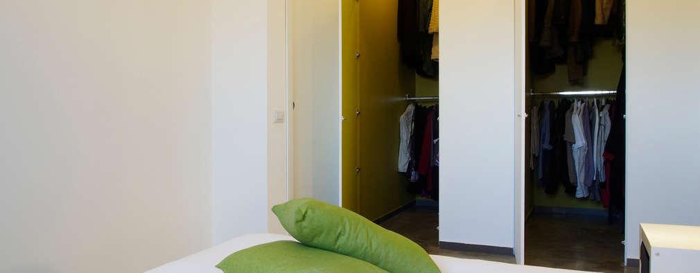 Closets de estilo  por Laboratorio di Progettazione Claudio Criscione Design