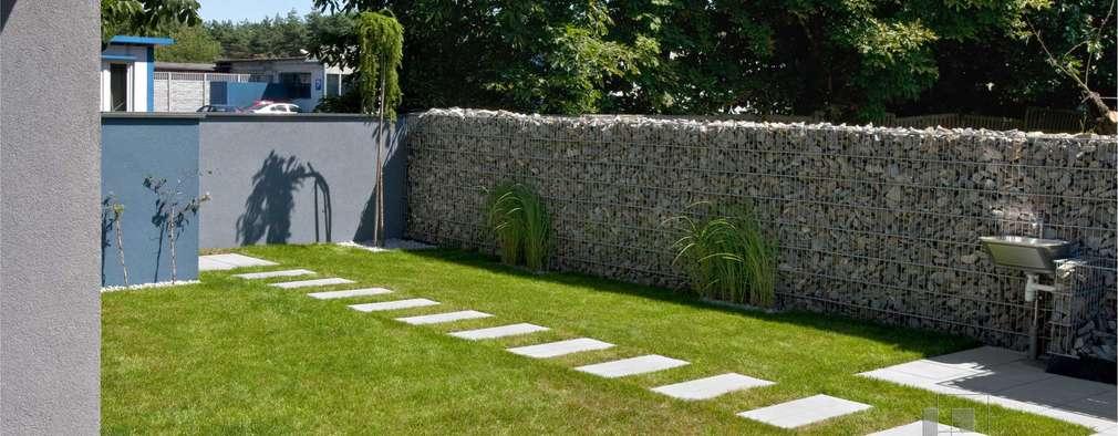 Nowoczesne nawierzchnie - taras i ogród: styl , w kategorii Ogród zaprojektowany przez Modern Line
