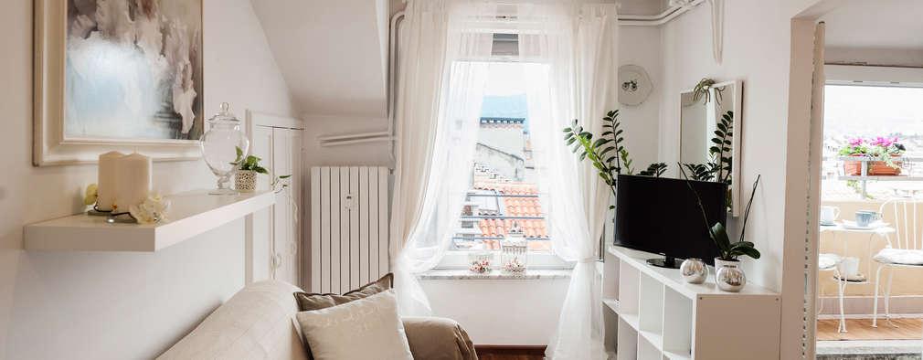 Soggiorno piccolo 18 idee per sfruttare al massimo lo spazio for Idee soggiorno piccolo