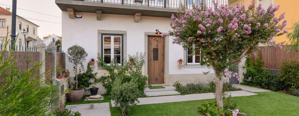 10 grandes ideas para hermosas jardineras - Ideas para jardineras ...