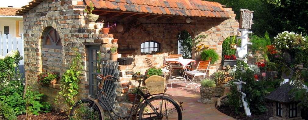 Jardines de estilo clásico por Antik-Stein