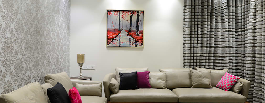Residential Villa, Hyderabad:   by Mohan Consultants