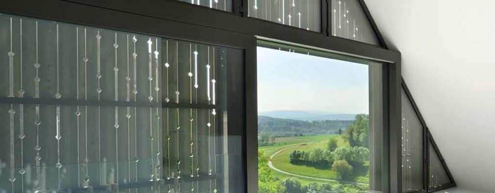 Windows by L3P Architekten ETH FH SIA AG