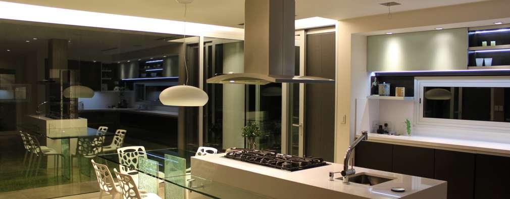 5 Diseños de islas de cocina ¡Perfectos para copiar!