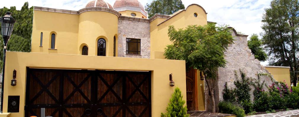 10 colores para pintar a frente de una casa moderna for Colores para pintar frentes de casas