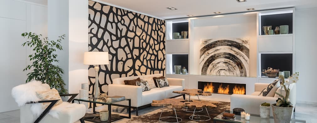 Zo decoreer je je woonkamer als een interieur designer