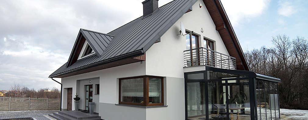 Rumah by BIURO PROJEKTOWE MTM STYL