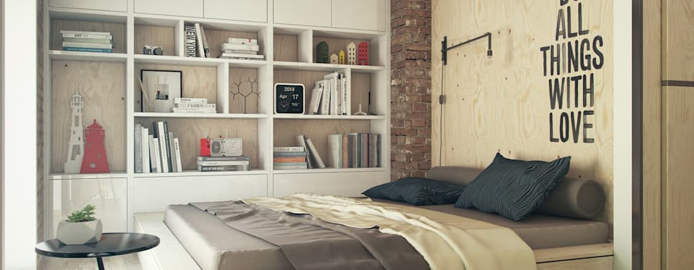 16 idee facili per sistemare la camera da letto for Idee per la camera
