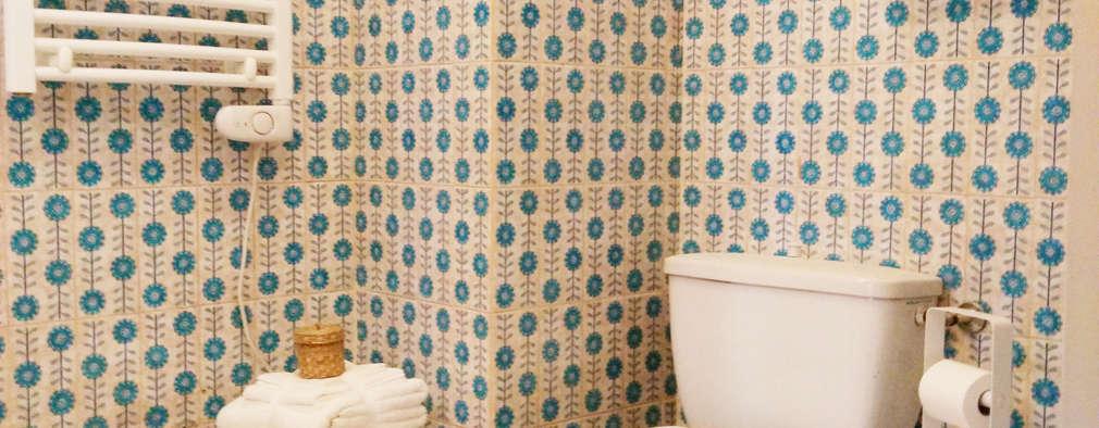 Salle de bain rétro:  de style  par Insides
