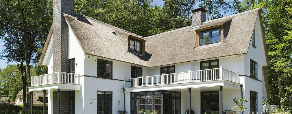 Patios & Decks by Friso Woudstra Architecten BNA B.V.