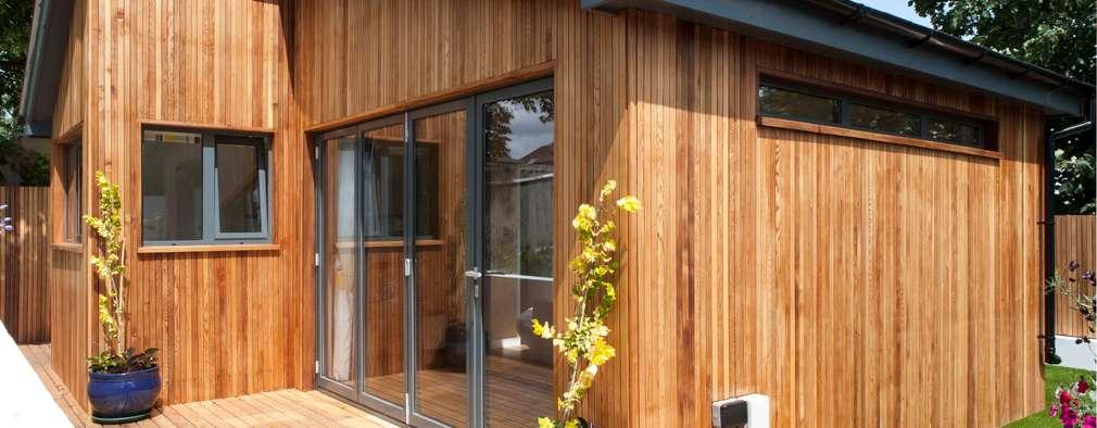 Projekty,  Garaż zaprojektowane przez Blankstone