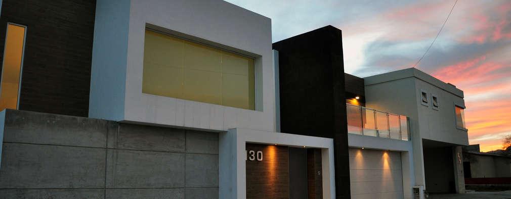 Dise o de fachadas 12 ideas para resguardar la privacidad for Fachadas de casas modernas en hermosillo
