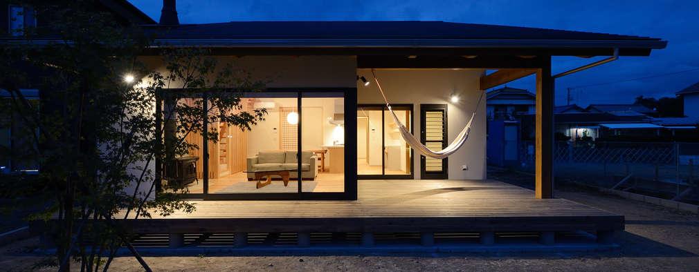 Casas de estilo moderno por 株式会社kotori