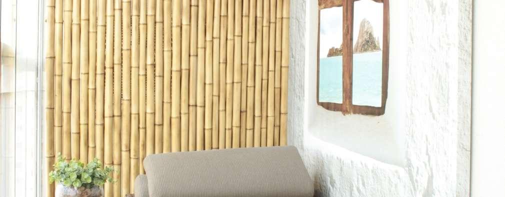 terrazas de estilo de fernanda moreira design de interiores