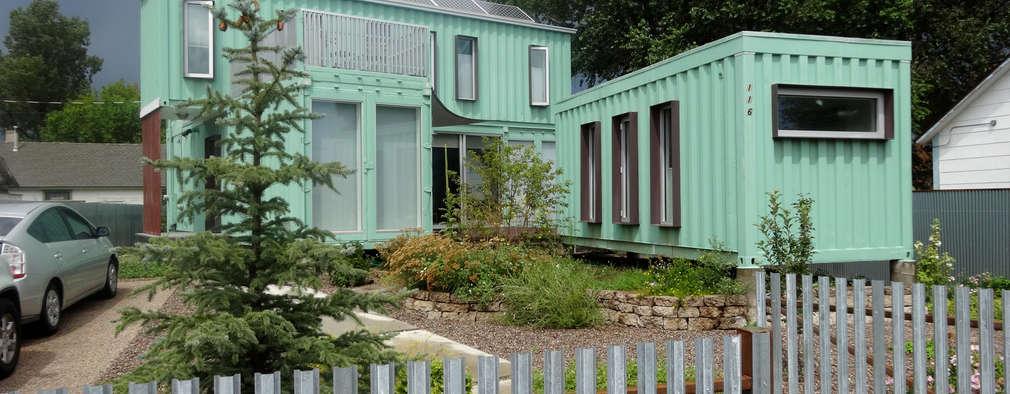 Ecosa Institute: modern tarz Evler