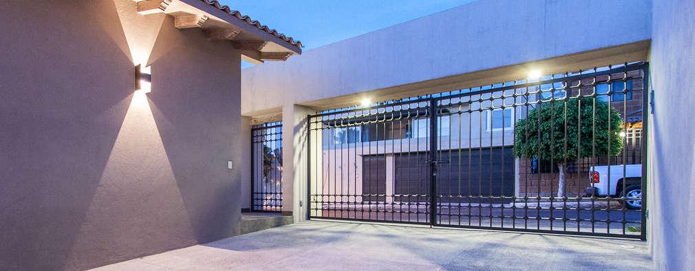 Rejas y muros much simo estilo y total seguridad para tu - Rejas de diseno moderno ...