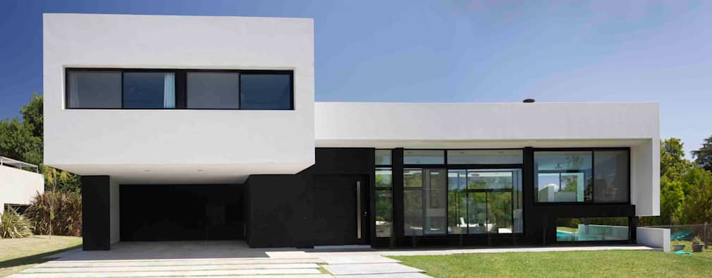 modern Houses by Remy Arquitectos