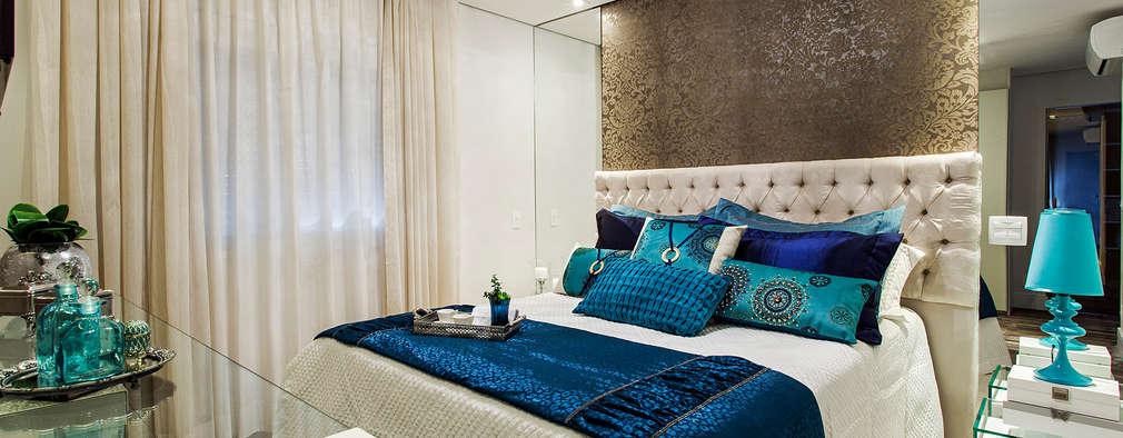 Moderne Schlafzimmer Von RB ARCHDESIGN