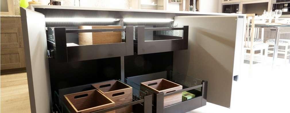 10 ideas que harán que tu cocina se vea moderna ¡y organizada!