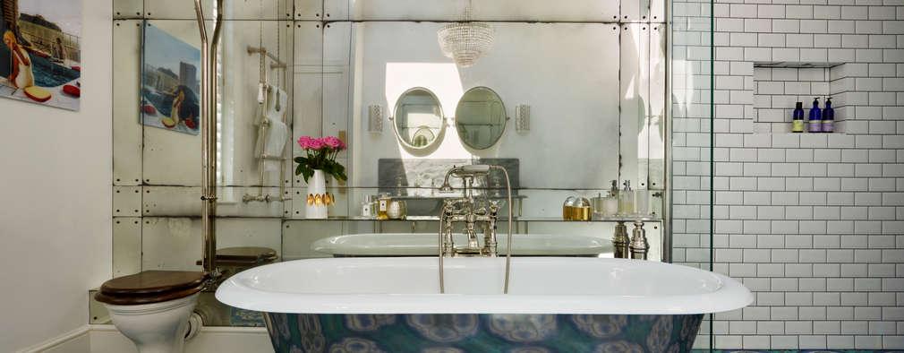 6 ideas para transformar tu baño en un sueño