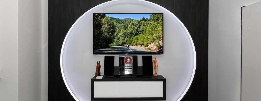 by TV WALL Designmöbel