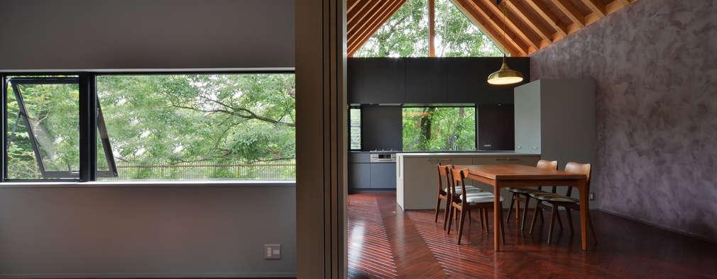 modern Kitchen by Nobuyoshi Hayashi