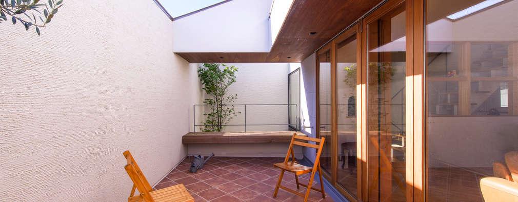 Patios & Decks by Nobuyoshi Hayashi