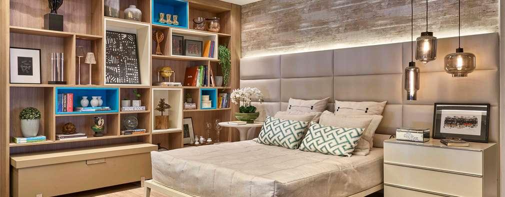 Repisas flotantes para dormitorios una soluci n pr ctica y hermosa - Muebles nicolau ...