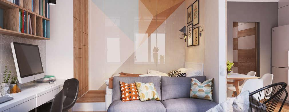 Kamar Tidur by Polygon arch&des
