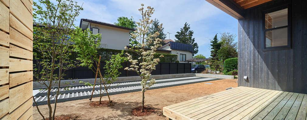 房子 by 君島弘章建築設計事務所