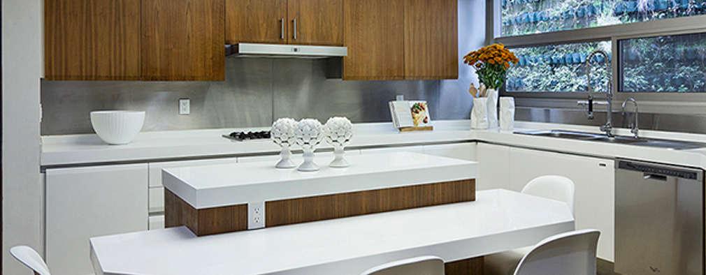 15 cocinas amplias y perfectas para disfrutar en familia