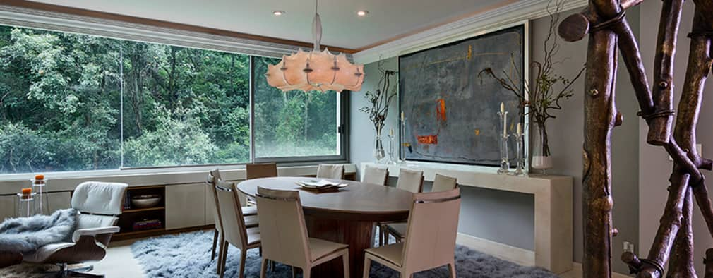 modern Dining room by Olivia Aldrete Haas