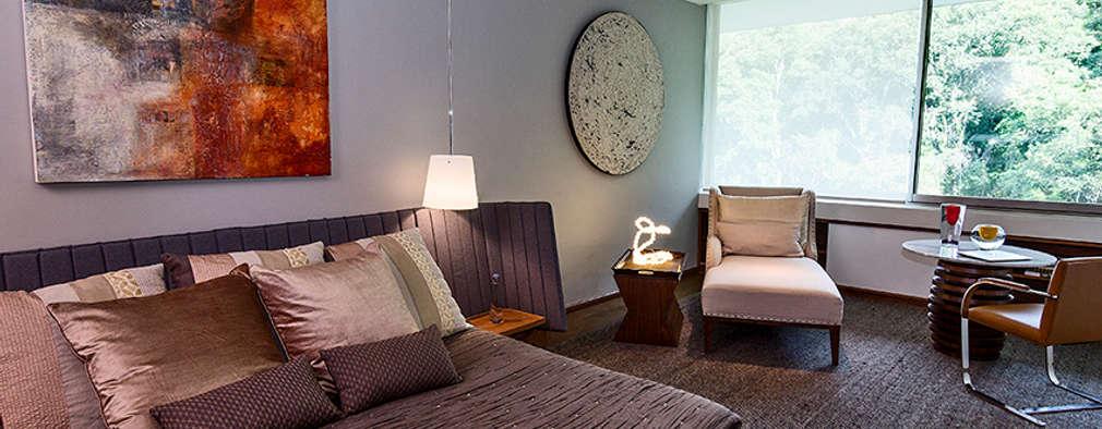 moderne Slaapkamer door Olivia Aldrete Haas