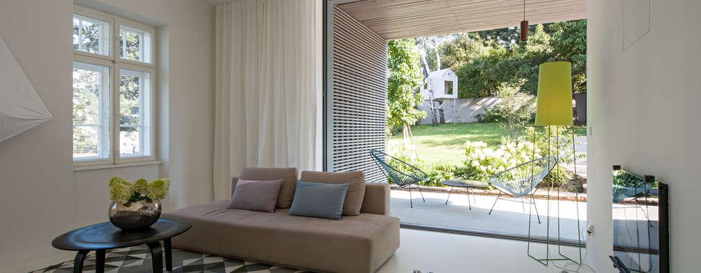 classic Living room by illiz architektur Wien Zürich