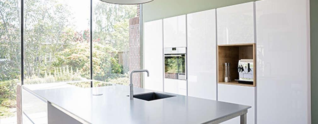 Кухни в . Автор – Kraal architecten BNA