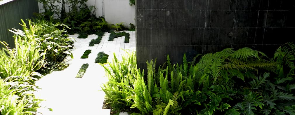 สวน by Paisaje Radical