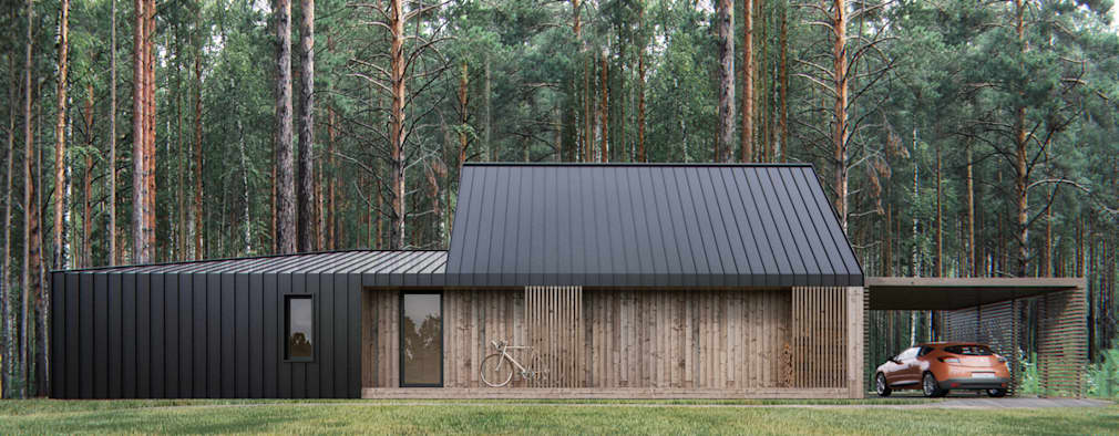 Prefabricated Home by INT2architecture