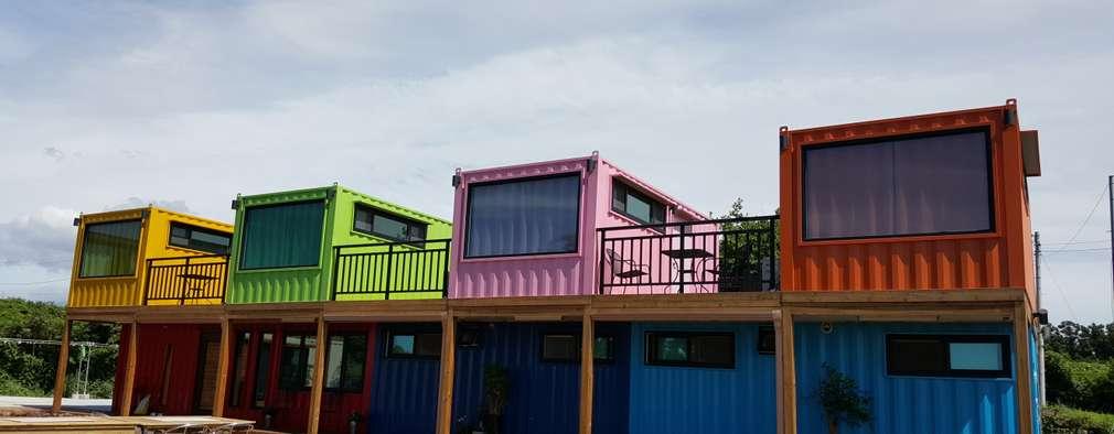 rustic Houses by 쭈욱 게스트하우스