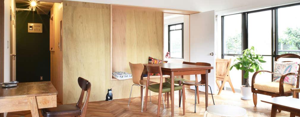 石川台のアパート: MoY architects | 山本基揮建築設計が手掛けたです。