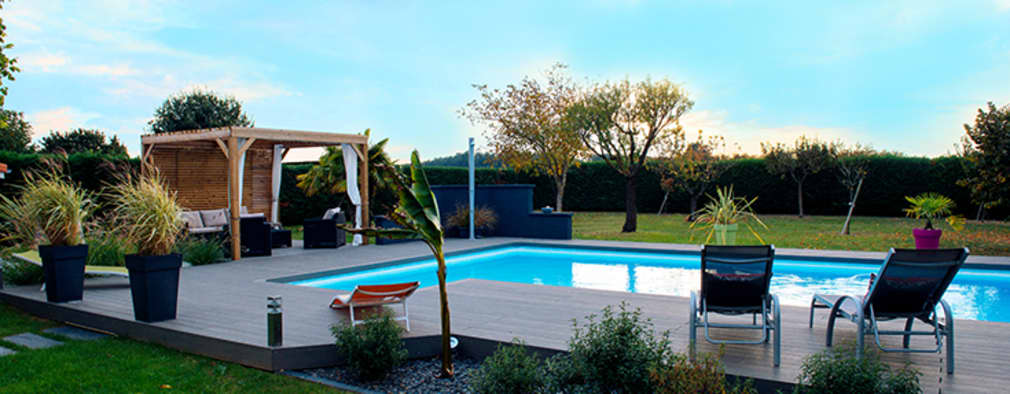 modern Garden by E/P DESIGN - Emilie Peyrille
