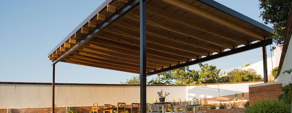 Cómo construir un cobertizo en tu patio en 7 pasos