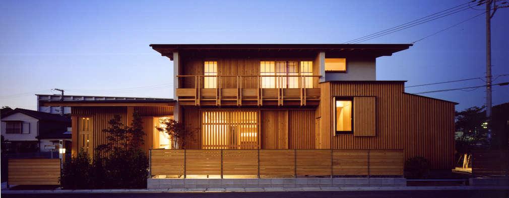 大野中の家1: 辻・近川建築設計事務所が手掛けた家です。