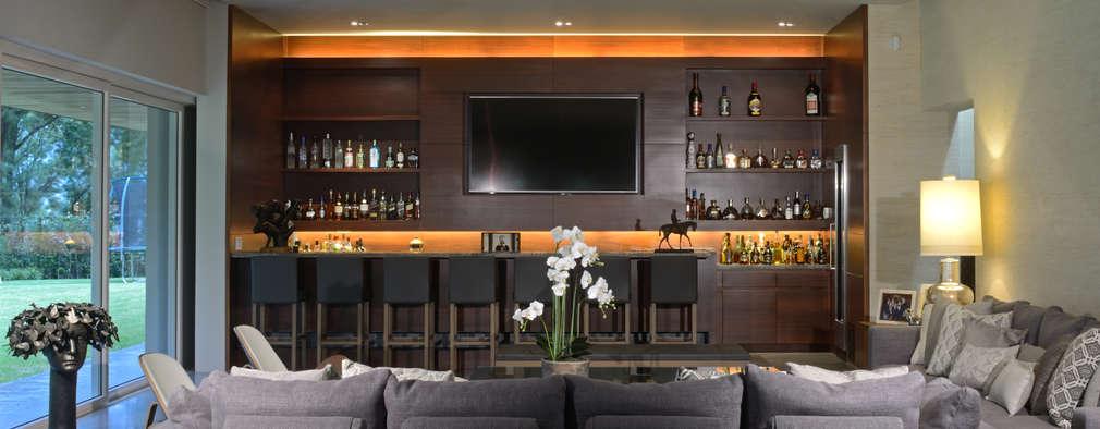 Bar:  de estilo  por VICTORIA PLASENCIA INTERIORISMO