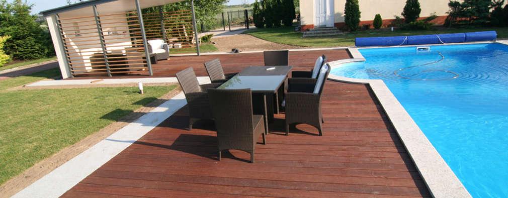 Hoe maak je een houten terras leer het stap voor stap for Maak een overdekt terras