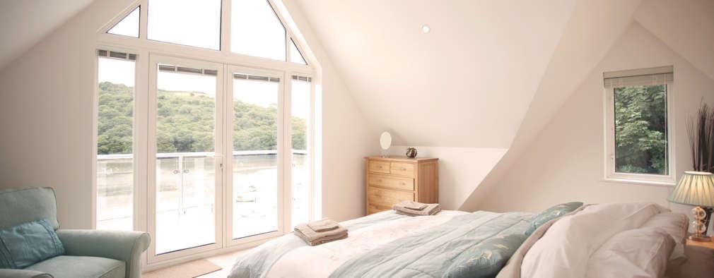 modern Bedroom by Laurence Associates
