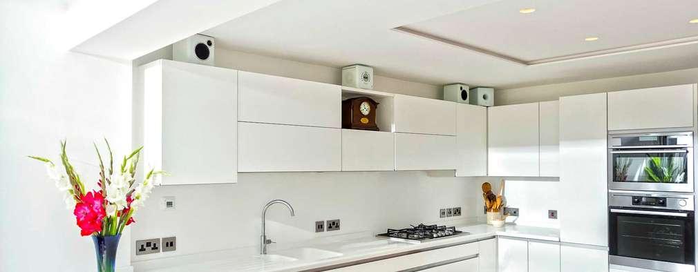 Кухни в . Автор – Designcubed