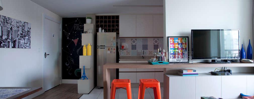 Projekty,  Kuchnia zaprojektowane przez UNION Architectural Concept