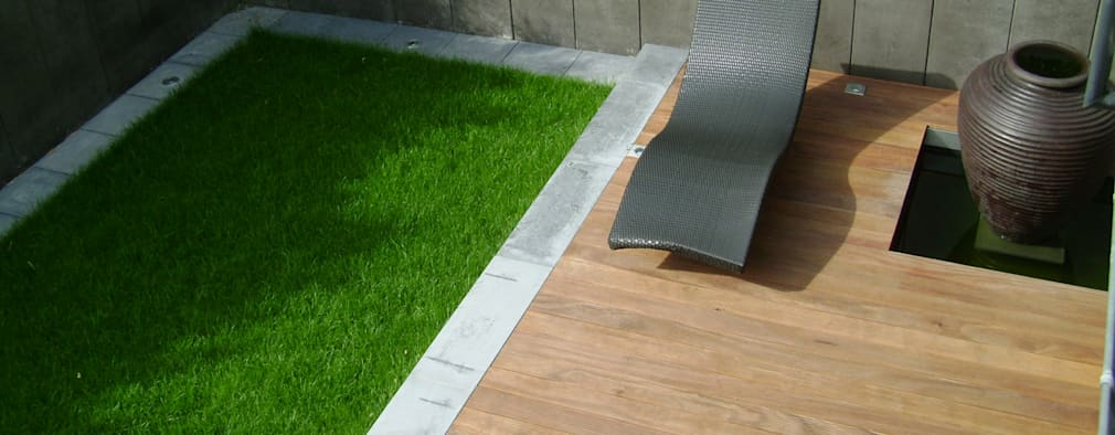 jardines de estilo moderno por bernd waldvogel