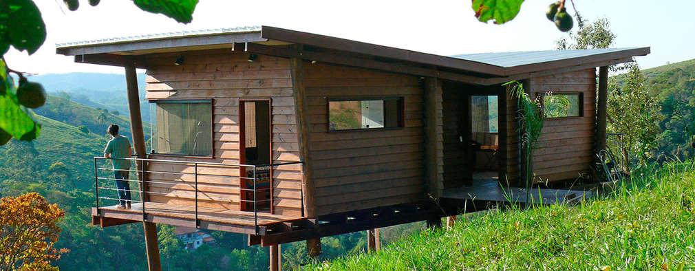 Дома в . Автор – Cabana Arquitetos